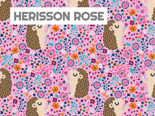 Stomie Patch - HERISSON ROSE