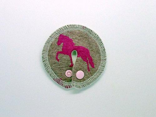Stomie Patch Jersey- CHEVAUX ROSES (prix à l'unité)