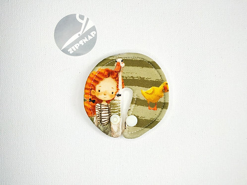 Stomie Patch - petite Fille Rousse