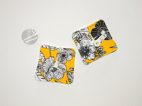 Tracheo-patch -  FLORAL
