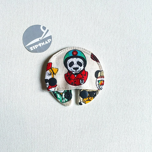 Stomie Patch - ANIMAUX COOL