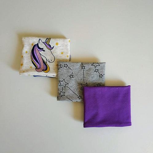 Brassard camoufle-capteur (tissus à motifs au choix)
