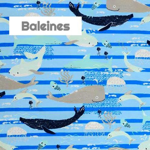 Stomie Patch - Baleines