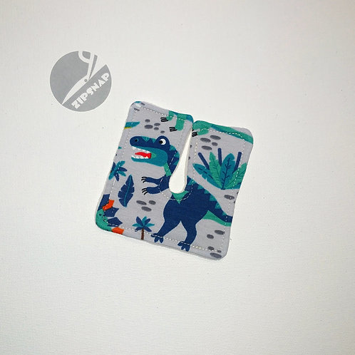 Tracheo-patch -  DINO GRIS