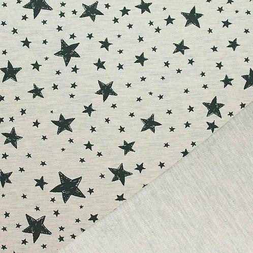 Sarouel écru étoiles (ouvertures au choix)
