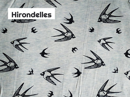 Stomie Patch - Hirondelles