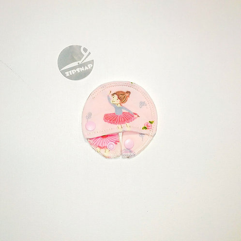 Stomie Patch - Ballerines Roses
