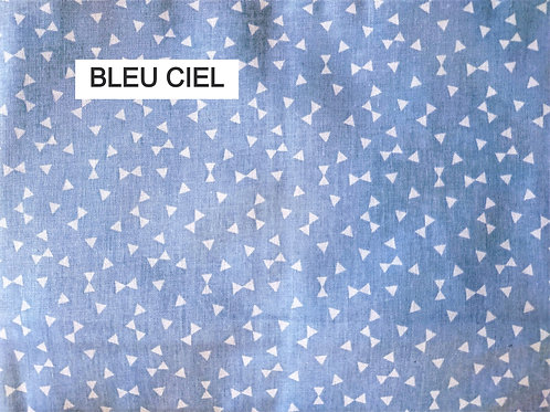 Stomie Patch - Bleu Ciel Triangles