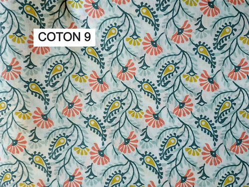 Stomie Patch - Coton 9