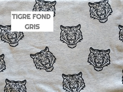 Stomie Patch - TIGRE GRIS