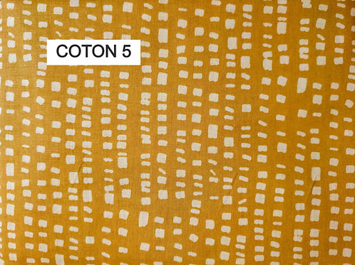 Stomie Patch - Coton 5