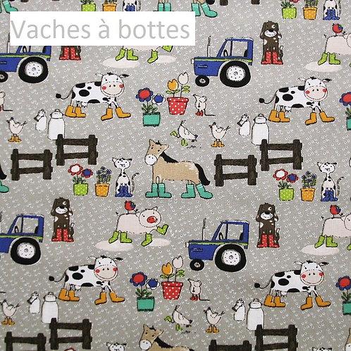 Stomie Patch - Vaches à bottes