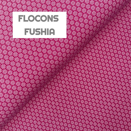 Stomie Patch - FLOCONS FUSHIA