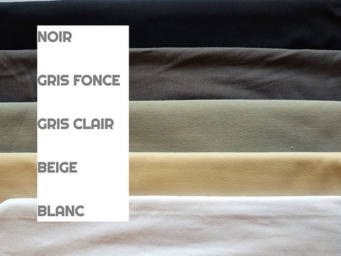 Stomie Patch - Uni Noir-gris-Blanc