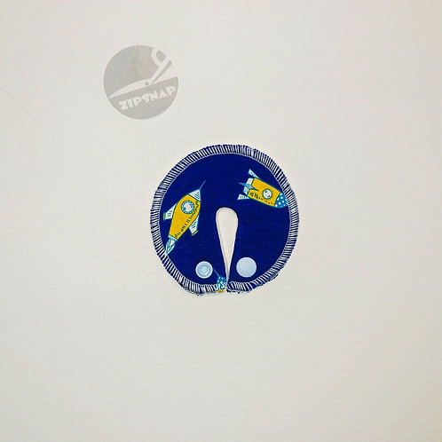 Stomie Patch - FUSEE JAUNE