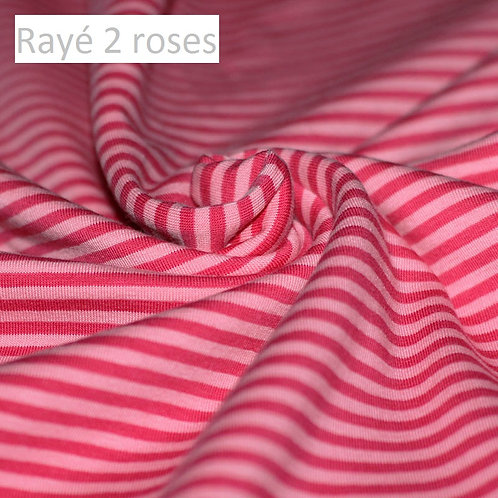 Stomie Patch - Rayé 2 Roses