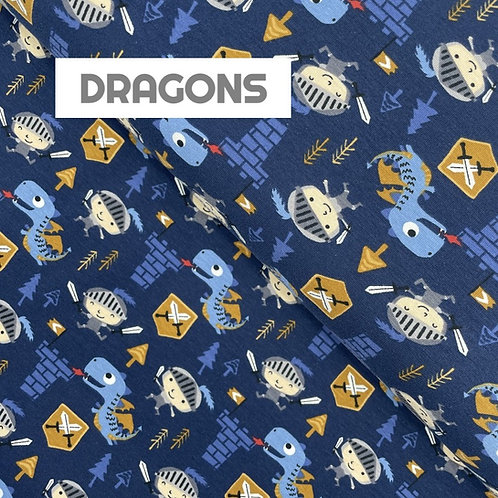 Stomie Patch - DRAGONS