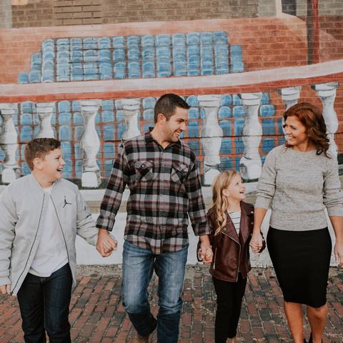 Roy + Malena family