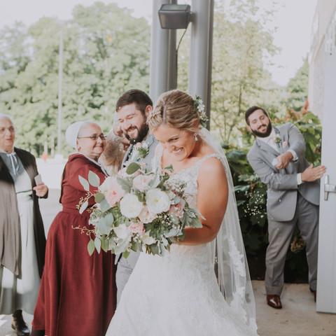 Chupp wedding