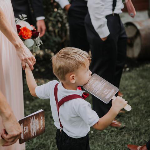 toth wedding