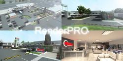 renders arquitectura