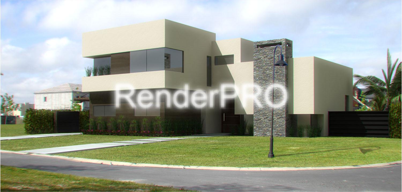 renders para arquitectura