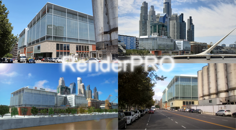 renders argentina