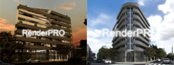 renders edificios