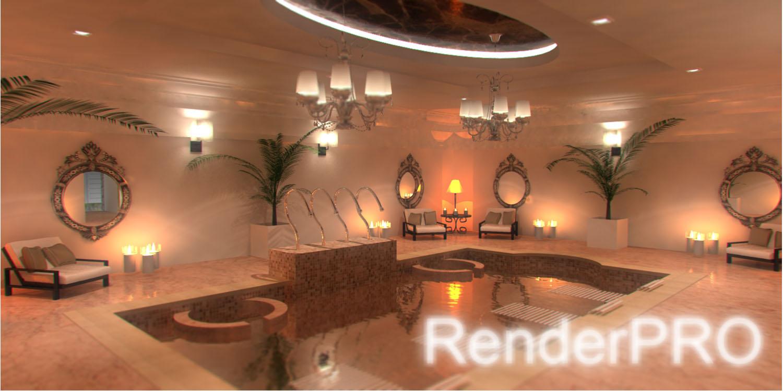 diseño 3d interiores