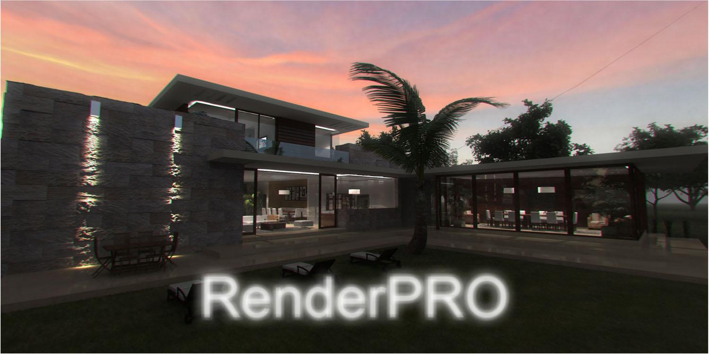 renders para real estate