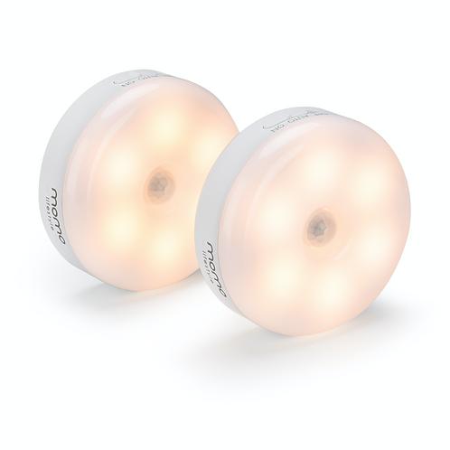 Luminária LED com sensor de presença, carregável USB Momo Lifestyle - Luzinha®