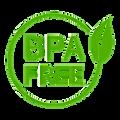 Logomarca Livre de Bisfenol A