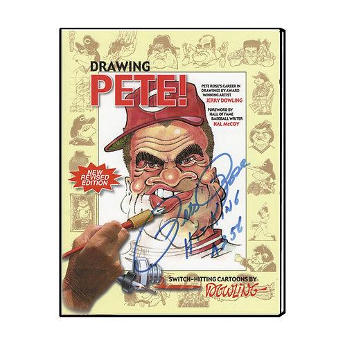 Drawing Pete - Pete Rose's Career in Drawings