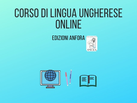 Corsi ungherese online - Ottobre 2020