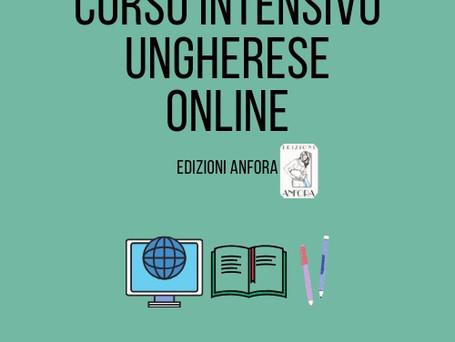 Corso base intensivo ungherese online