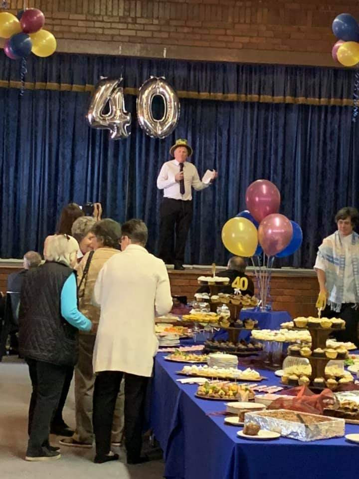 Celebrating 2