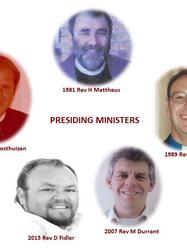 Presiding Ministers RMC