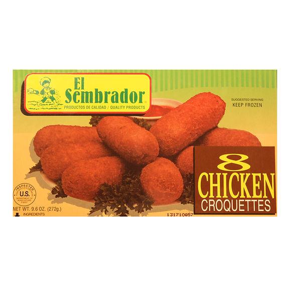 010095 ES Chicken Croquettes, 9.6oz 0009