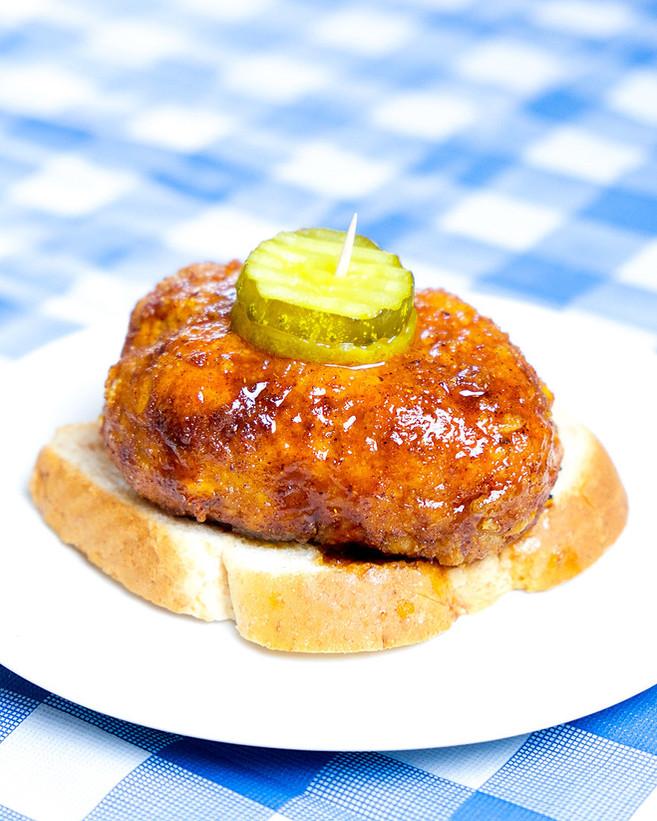 Hella Hot Fried Chicken