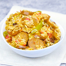 Spicy Cajun Rice