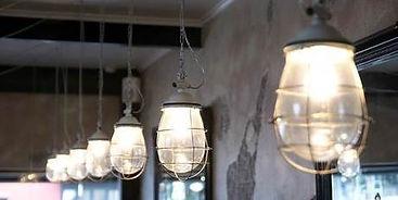 Vintage Industrial Lights NZ