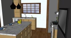 kk kitchen sink render