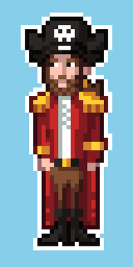 Pixel Pirate