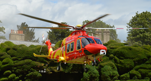 Image for fundraising for essex herts air ambulance recycling