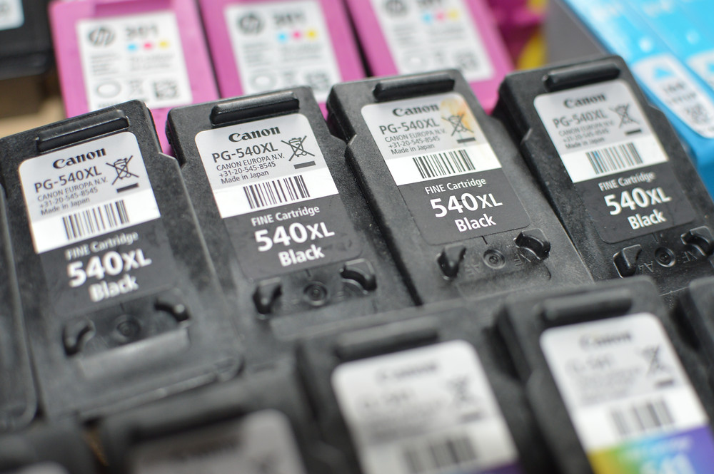 What is the best way to recycle ink cartridges?