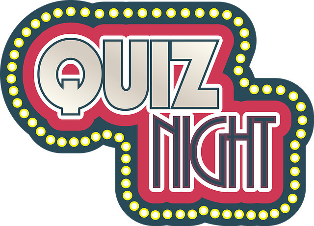quiz pub night charity fundraise recycle ink cartridges