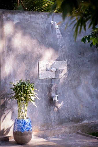 Your Dream Bungalow - Extra Garden Shower.