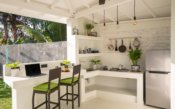 Your Dream Bungalow - Kitchenette.