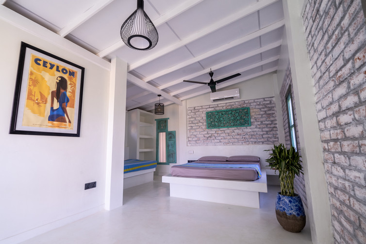 Your Dream Bungalow - Spacious Bedroom.