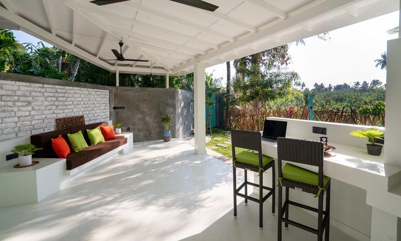Your Dream Bungalow  - Terrace.